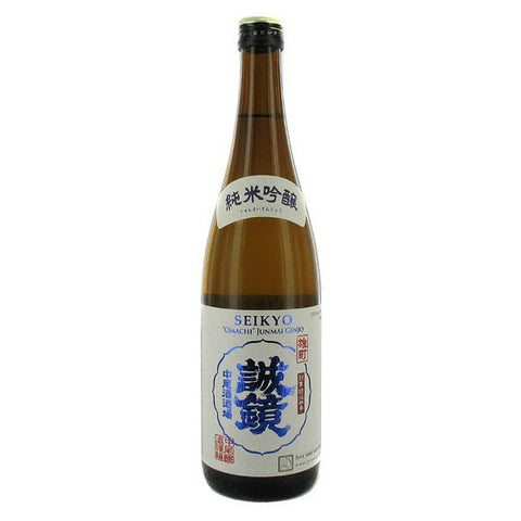 Seikyo Omachi Junmai Ginjo Sake - De Wine Spot | Curated Whiskey, Small-Batch Wines and Sakes