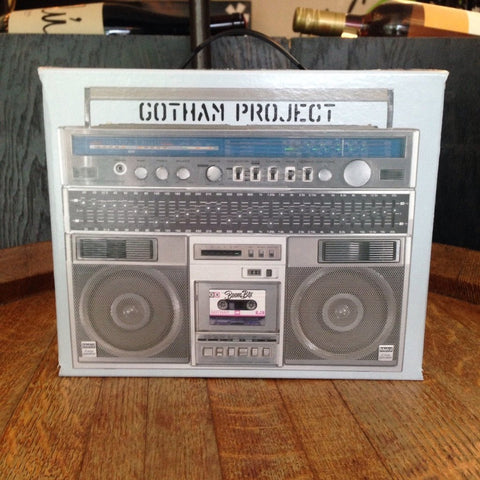 "Gotham Project ""Boom Box"" Rose 
