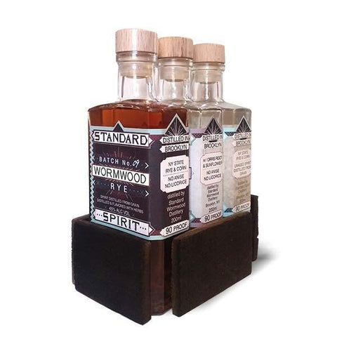 Standard Spirit Distillery 3 Pack Gift Set - De Wine Spot | Curated Whiskey, Small-Batch Wines and Sakes