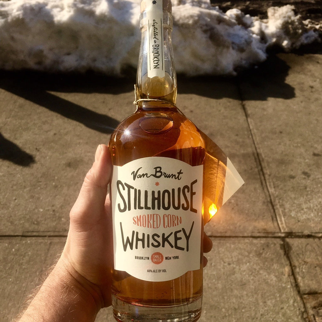 Van Brunt Stillhouse Smoked Corn Whiskey | De Wine Spot - Curated Whiskey, Small-Batch Wines and Sakes