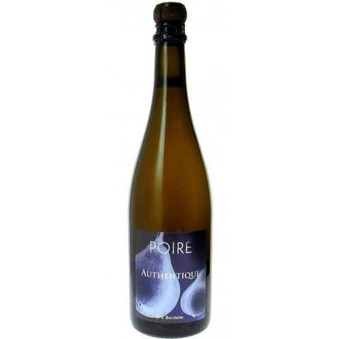 Eric Bordelet Authentique Cuvee Poire Cider - De Wine Spot | Curated Whiskey, Small-Batch Wines and Sakes