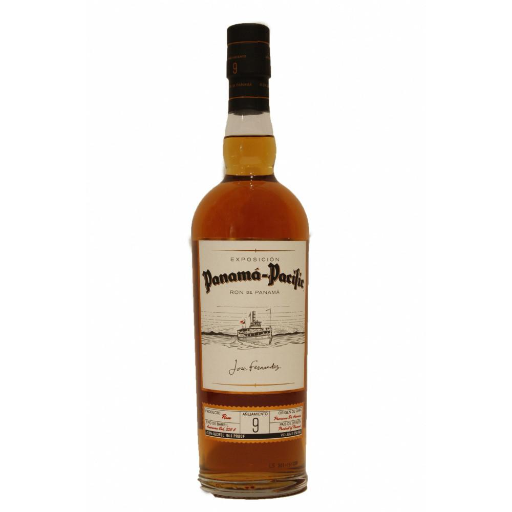 Panama-Pacific 9 Year Old Rum - De Wine Spot | Curated Whiskey, Small-Batch Wines and Sakes