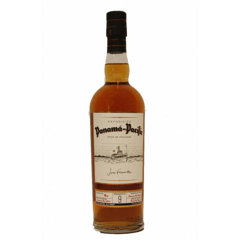 Panama-Pacific 9 Year Old Rum | De Wine Spot - Curated Whiskey, Small-Batch Wines and Sakes