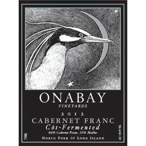 Onabay Vineyards Cabernet Franc 'Cot-Fermented' - De Wine Spot | Curated Whiskey, Small-Batch Wines and Sakes