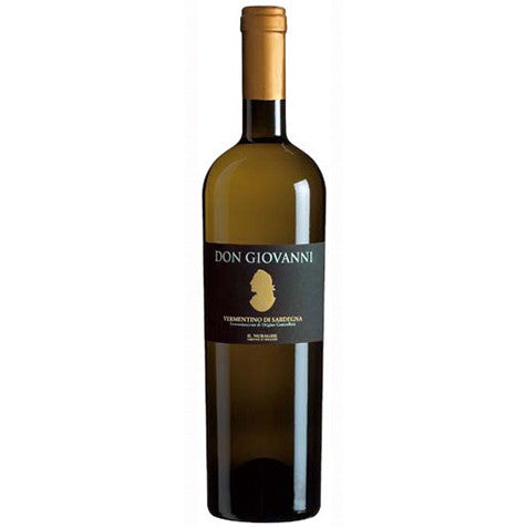 "Cantina Do Mogoro Il Nuraghe ""Don Giovanni"" Vermentino di Sardegna DOC 
