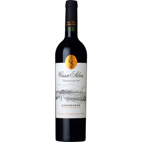 Casa Silva Cuvee Colchagua Valle del Colchagua Carmenere - De Wine Spot | Curated Whiskey, Small-Batch Wines and Sakes