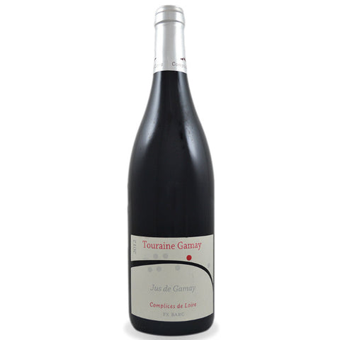 Complices de Loire Jus de Gamay - De Wine Spot | Curated Whiskey, Small-Batch Wines and Sakes