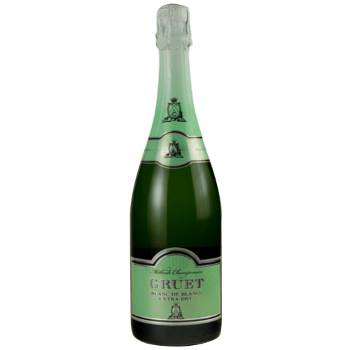 Gruet Winery Blanc de Blancs Extra Dry Chardonnay - De Wine Spot | Curated Whiskey, Small-Batch Wines and Sakes