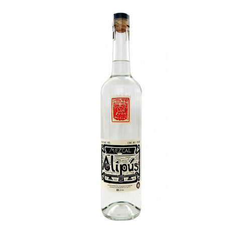 Alipus San Juan Del Rio Mezcal | De Wine Spot - Curated Whiskey, Small-Batch Wines and Sakes