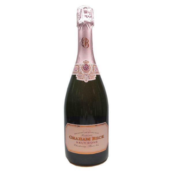 Graham Beck Brut Rose | De Wine Spot - Curated Whiskey, Small-Batch Wines and Sakes