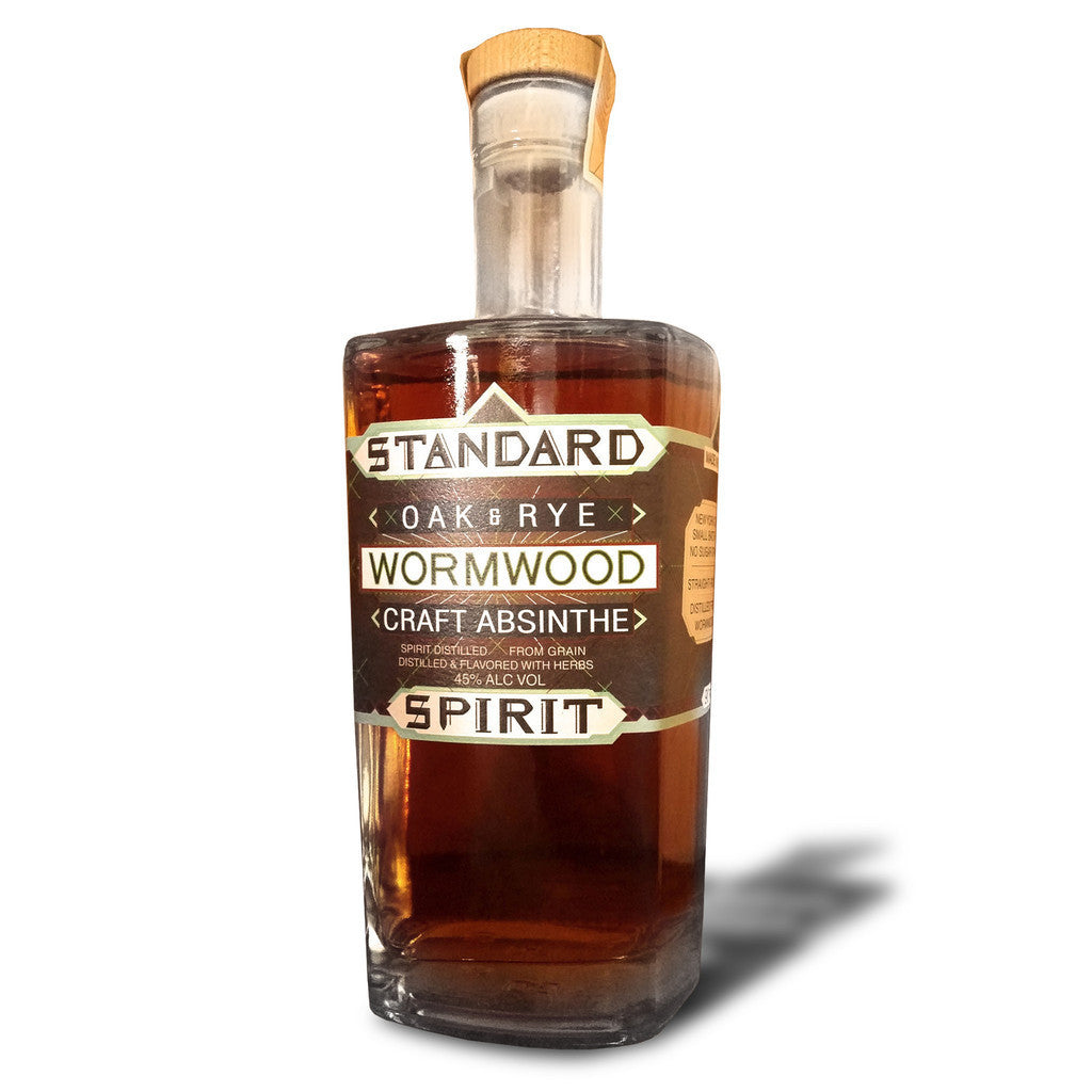 Standard Spirit Distillery Wormwood Rye | De Wine Spot - Curated Whiskey, Small-Batch Wines and Sakes