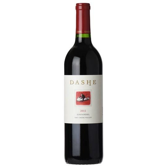 Dashe Cellars  Vineyard Select Zinfandel - De Wine Spot | Curated Whiskey, Small-Batch Wines and Sakes