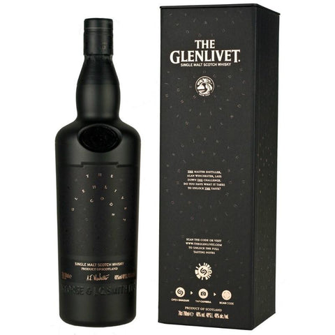 "Glenlivet ""Code"" Single Malt Scotch Whisky - De Wine Spot 