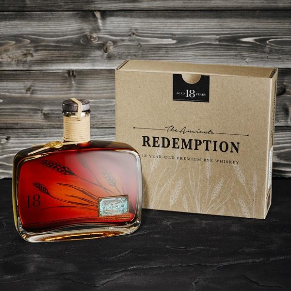 Redemption The Ancients 18 Year Old Rye Whiskey - De Wine Spot | Curated Whiskey, Small-Batch Wines and Sakes
