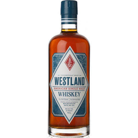 Westland Distillery American Single Malt Whiskey | De Wine Spot - Curated Whiskey, Small-Batch Wines and Sakes