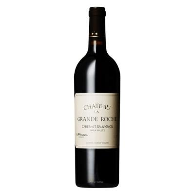 Chateau la Grande Roche Napa Valley Cabernet Sauvignon - De Wine Spot | Curated Whiskey, Small-Batch Wines and Sakes