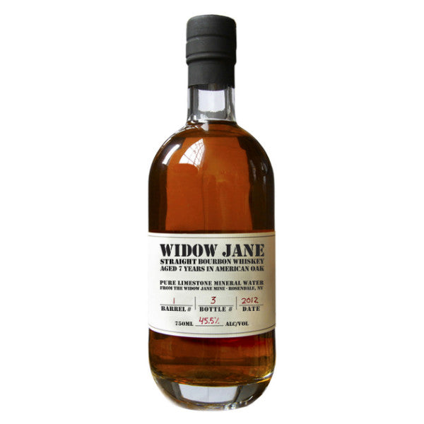Widow Jane 10 Years Straight Bourbon Whiskey - De Wine Spot | Curated Whiskey, Small-Batch Wines and Sakes
