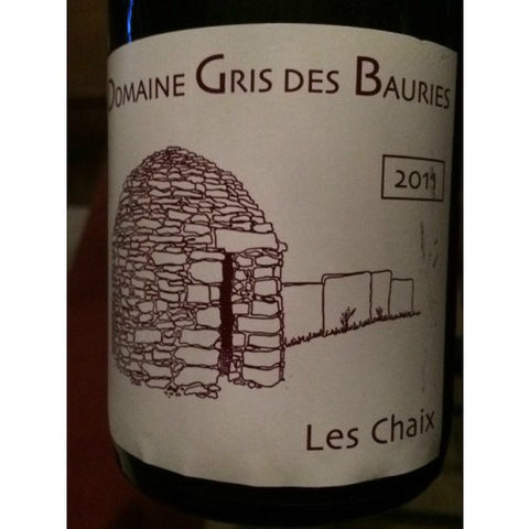Domaine Gris des Bauries Les Chaix - De Wine Spot | Curated Whiskey, Small-Batch Wines and Sakes
