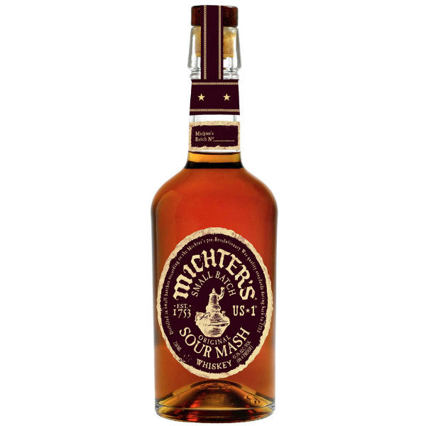 Michter's US*1 Small Batch Original Sour Mash Whiskey | De Wine Spot - Curated Whiskey, Small-Batch Wines and Sakes