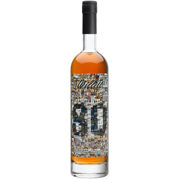 Willett Family Estate 80th Anniversary Kentucky Straight Bourbon Whiskey - De Wine Spot | Curated Whiskey, Small-Batch Wines and Sakes