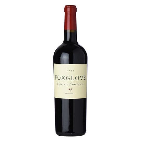 Foxglove Paso Robles Cabernet Sauvignon - De Wine Spot | Curated Whiskey, Small-Batch Wines and Sakes