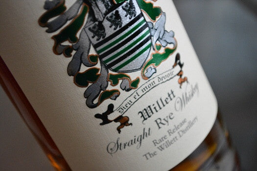 Willett 6 Year Old Kentucky Straight Rye Whiskey - De Wine Spot | Curated Whiskey, Small-Batch Wines and Sakes