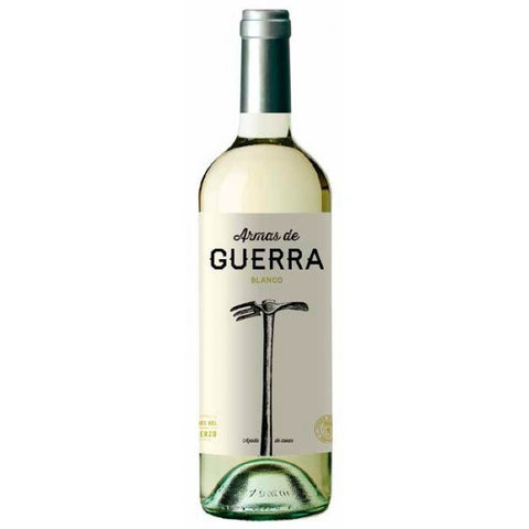 Vinos Guerra Armas de Guerra Blanco | De Wine Spot - Curated Whiskey, Small-Batch Wines and Sakes
