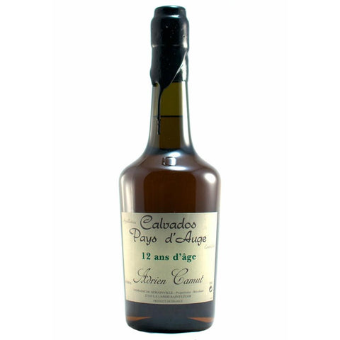 Adrien Camut Calvados 12 Year Old