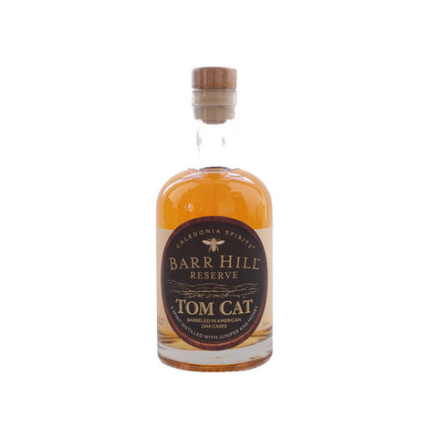 Barr Hill Reserve Tom Cat Barrel Aged Gin | De Wine Spot - Curated Whiskey, Small-Batch Wines and Sakes