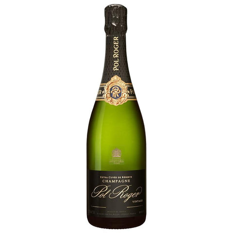 Pol Roger Champagne Brut Blanc de Blancs - De Wine Spot | Curated Whiskey, Small-Batch Wines and Sakes