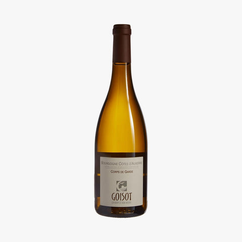 Guilhem et Jean-Hugues Goisot Bourgogne Cotes d'Auxerre Chardonnay - De Wine Spot | Curated Whiskey, Small-Batch Wines and Sakes