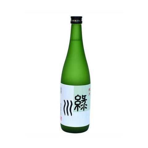 Midorikawa Green River Junmai Sake - De Wine Spot | Curated Whiskey, Small-Batch Wines and Sakes