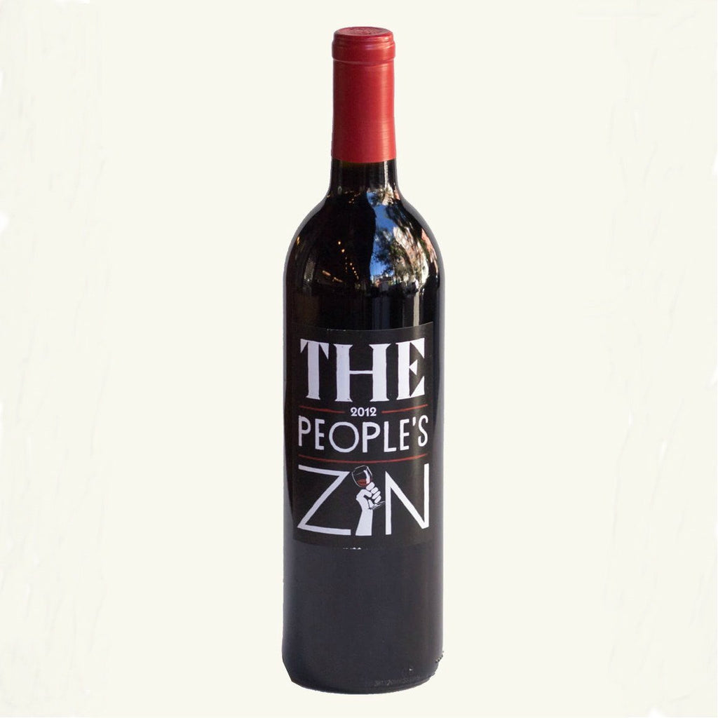 The People's Zin | De Wine Spot - Curated Whiskey, Small-Batch Wines and Sakes