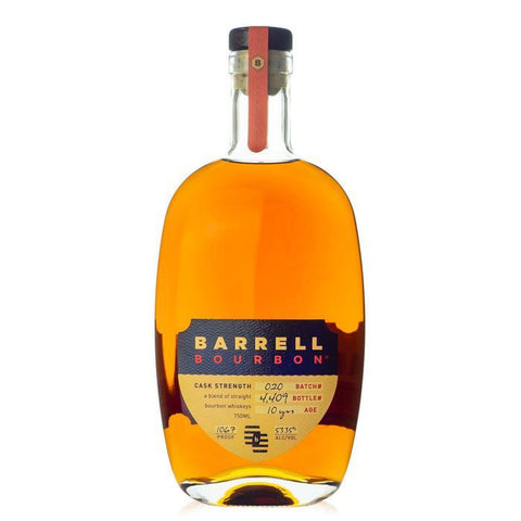 Barrell Bourbon Batch #020 - De Wine Spot | Curated Whiskey, Small-Batch Wines and Sakes