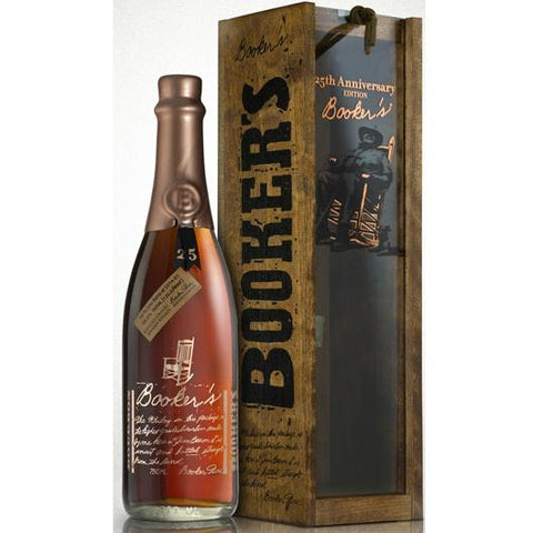 Booker's 25th Anniversary Bourbon - De Wine Spot | Curated Whiskey, Small-Batch Wines and Sakes