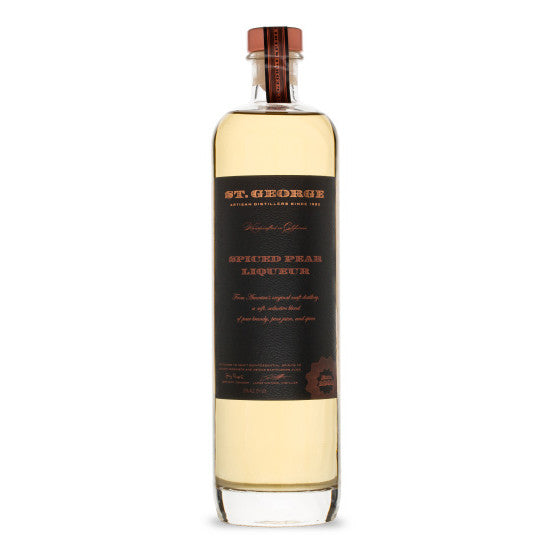 St. George Spiced Pear Liqueur | De Wine Spot - Curated Whiskey, Small-Batch Wines and Sakes