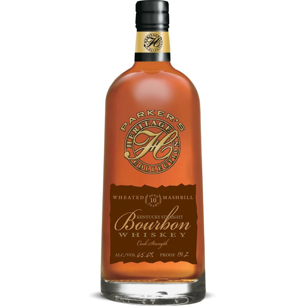 Parker's Heritage Collection 10 Year Old Wheated Bourbon (Release #4) | De Wine Spot - Curated Whiskey, Small-Batch Wines and Sakes