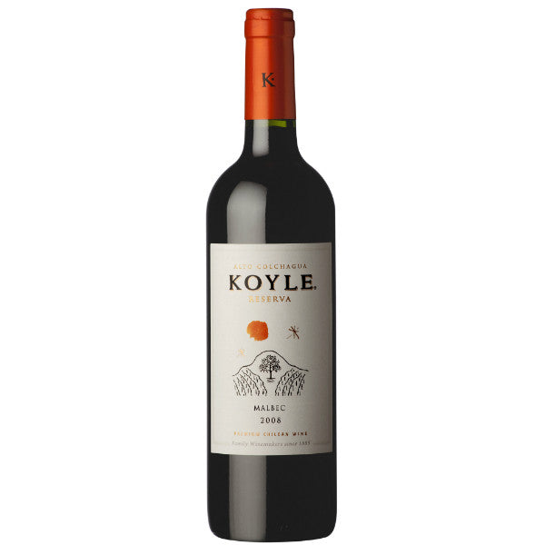 Koyle Malbec Reserva | De Wine Spot - Curated Whiskey, Small-Batch Wines and Sakes