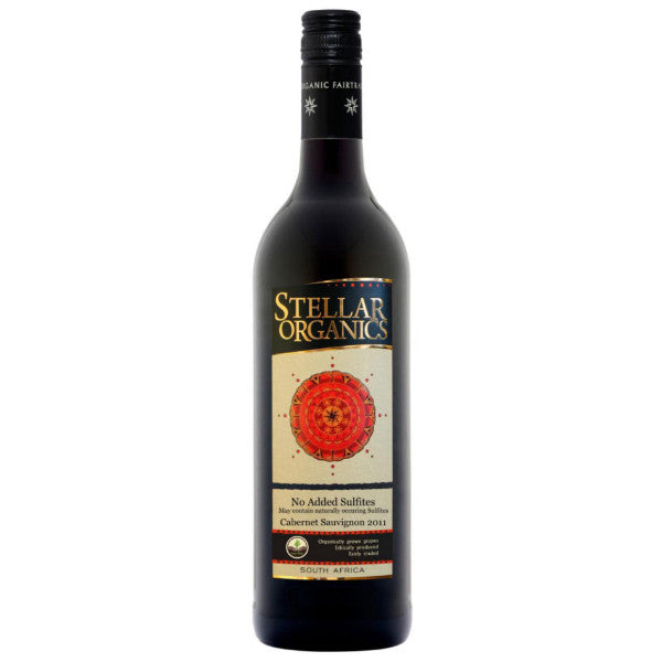 Stellar Organics Cabernet Sauvignon - De Wine Spot | Curated Whiskey, Small-Batch Wines and Sakes