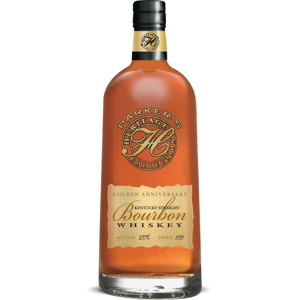 Parker's Heritage Collection Golden Anniversary Kentucky Straight Bourbon Whiskey (Release #3) | De Wine Spot - Curated Whiskey, Small-Batch Wines and Sakes