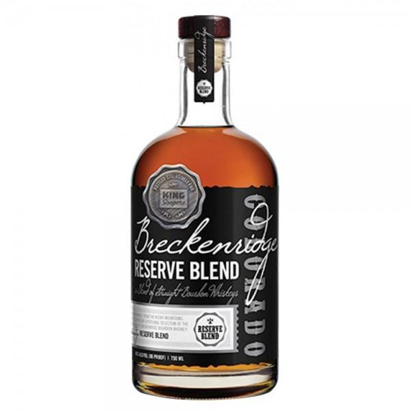 Breckenridge Bourbon Reserve Blend - De Wine Spot | Curated Whiskey, Small-Batch Wines and Sakes