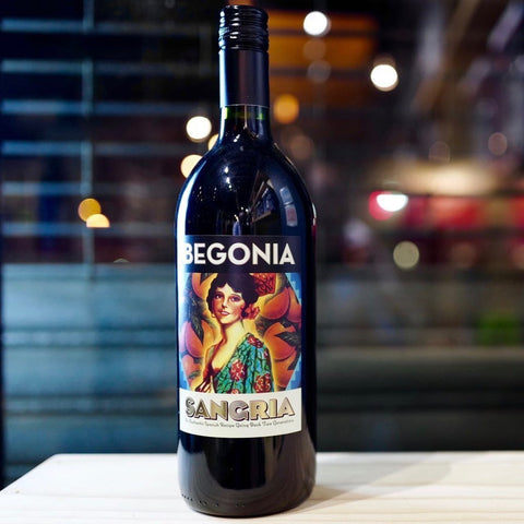 Hacienda la Begonia Sangria | De Wine Spot - Curated Whiskey, Small-Batch Wines and Sakes