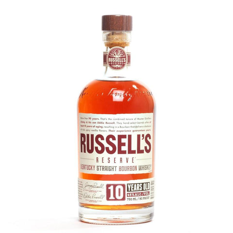 Russell's Reserve 10 Years Old Kentucky Straight Bourbon Whiskey