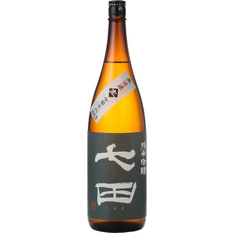 Shichida Junmai Ginjo Sake | De Wine Spot - Curated Whiskey, Small-Batch Wines and Sakes