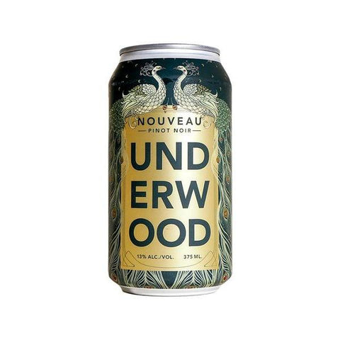 "Underwood Cellars ""Noveau"" Pinot Noir Can - De Wine Spot 