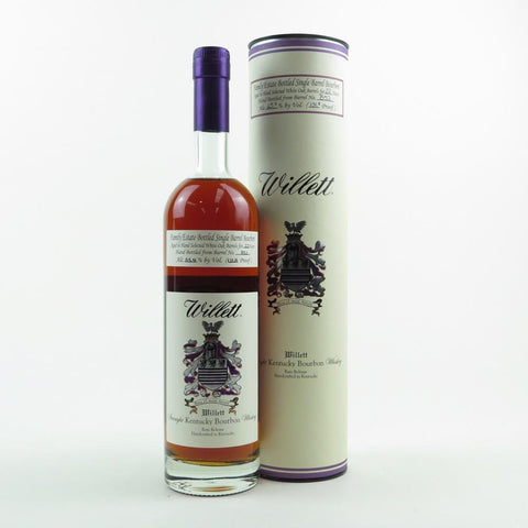 Willett Family Estate Single Barrel 22 Years Kentucky Straight Bourbon Whiskey - De Wine Spot | Curated Whiskey, Small-Batch Wines and Sakes