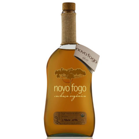 Novo Fogo Barrel Age Cachaca | De Wine Spot - Curated Whiskey, Small-Batch Wines and Sakes