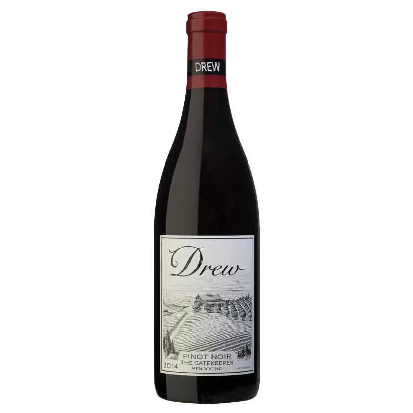 Drew Family Cellars Anderson Valley Pinot Noir Gatekeepers | De Wine Spot - Curated Whiskey, Small-Batch Wines and Sakes