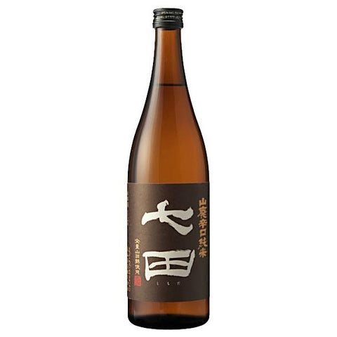 Shichida Yamahai Junmai Sake | De Wine Spot - Curated Whiskey, Small-Batch Wines and Sakes
