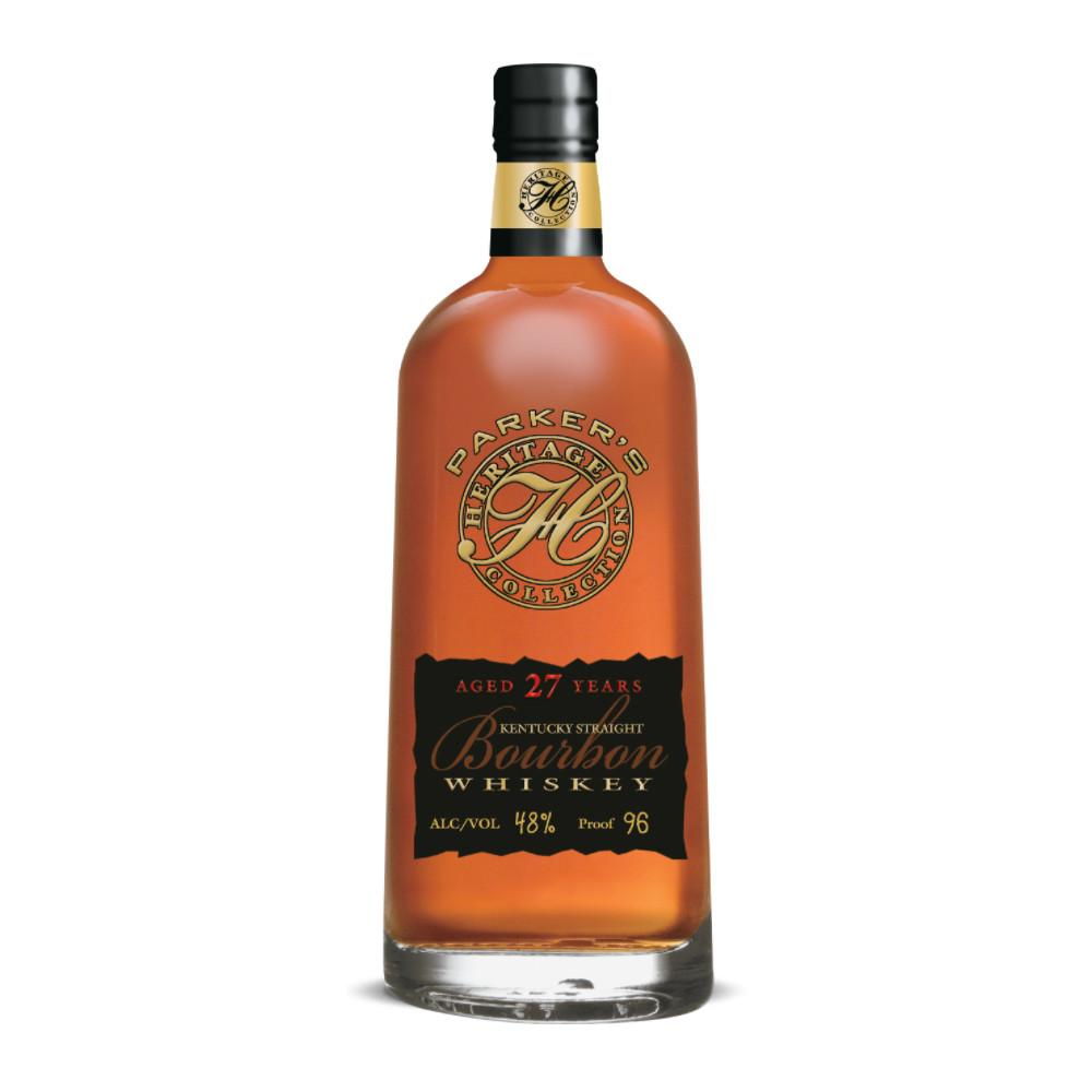 Parker's Heritage Collection 27 Year Old Small Batch Bourbon (Release #2) | De Wine Spot - Curated Whiskey, Small-Batch Wines and Sakes